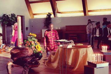 Interreligiöses Gebet