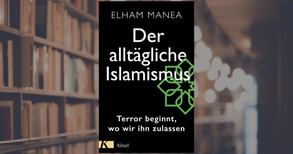 Buchcover Der alltägliche Islamismus